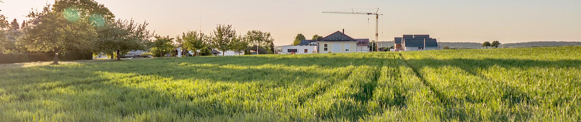 Grundstücksverkauf Wiese