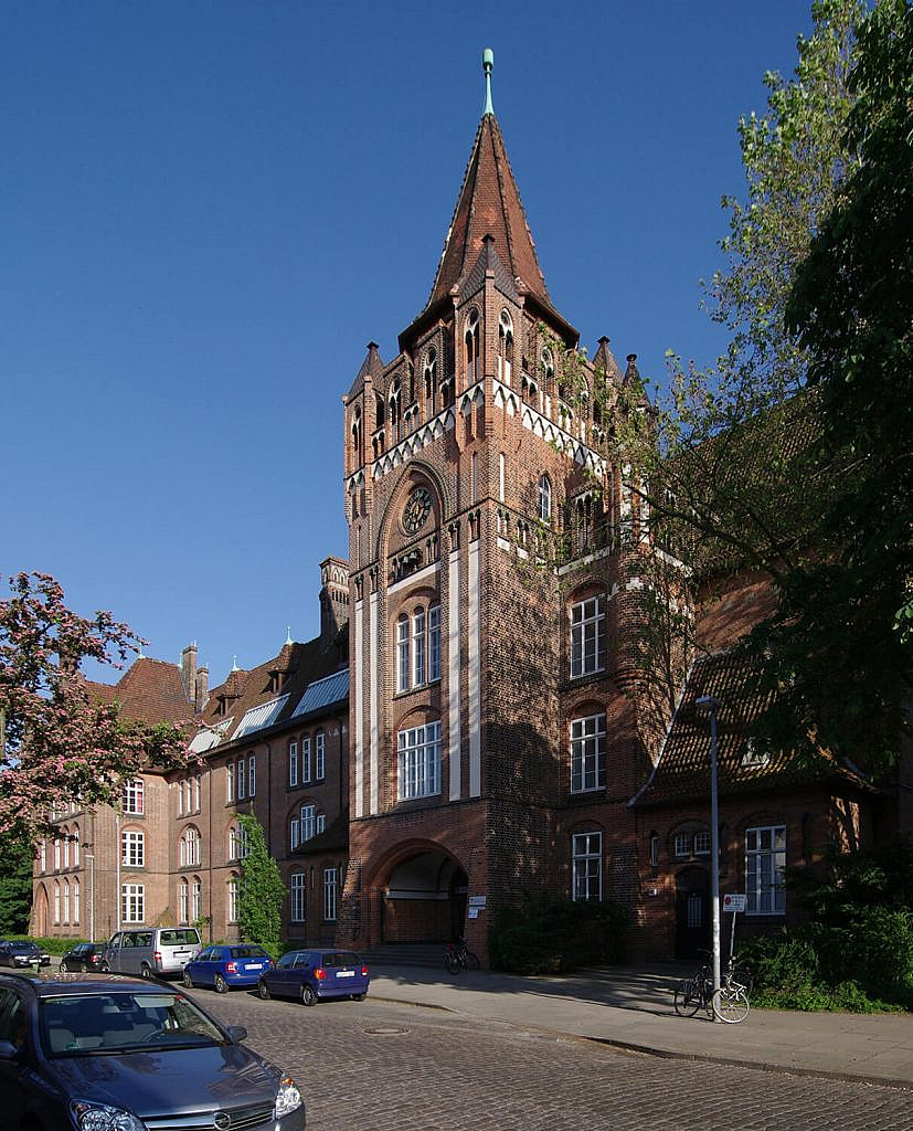 Lüneburg Wilhelm Raabe Schule